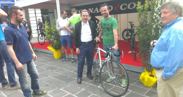 ERNESTO COLNAGO REGAL