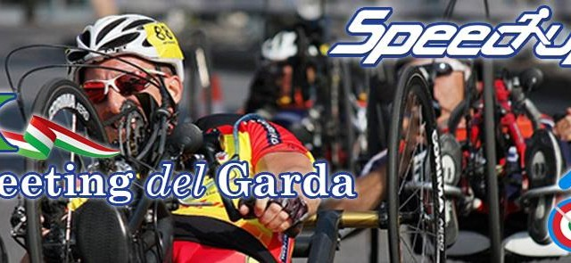 SPEED UP HANDBIKE A DESENZANO